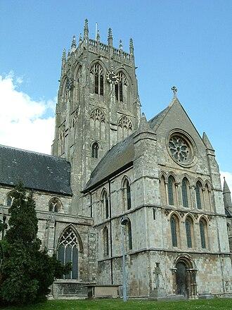 Hedon - St. Augustine's Church, Hedon
