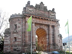 Heidelberg Karlstor v O