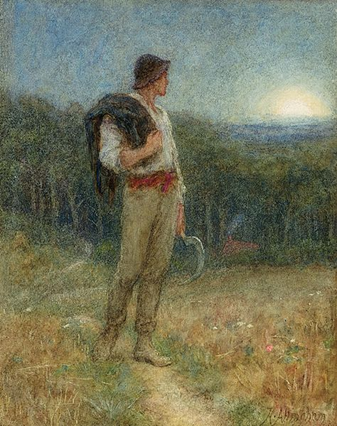 File:Helen Allingham - Harvest Moon.jpg