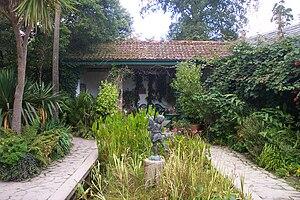 Lost Gardens of Heligan - The Italian Garden