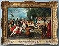 Hendrick van balen, le nozze di teti e peleo, 01.JPG
