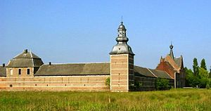 Herkenrode Abbey - General view