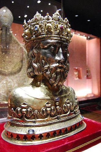 Płock Diadem - Reliquary of St. Sigismund.