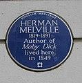 Herman Melville Craven Street.JPG