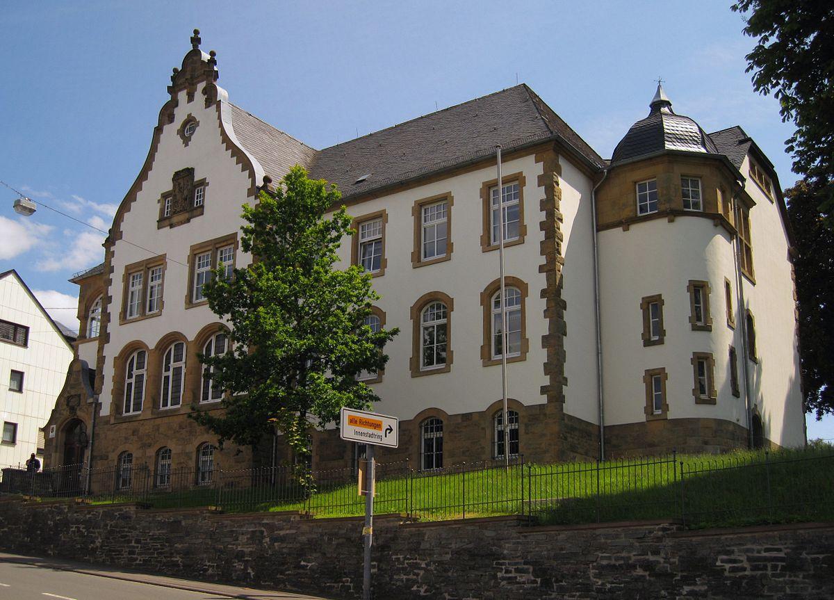 Amtsgericht Hermeskeil Wikipedia