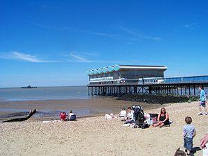 Herne Bay, Kent - Image: Herne Bay Pier 027