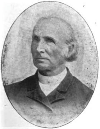 Evangelical Lutheran Synod of Iowa - Portrait of Georg M. Grossmann