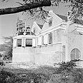 Het Curaçaos Museum in Willemstad met het carillon, Bestanddeelnr 252-2756.jpg