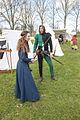 Het is bekend dat vroeger ook vrouwen zwaardvechten leerden 1 april feest Brielle.jpg