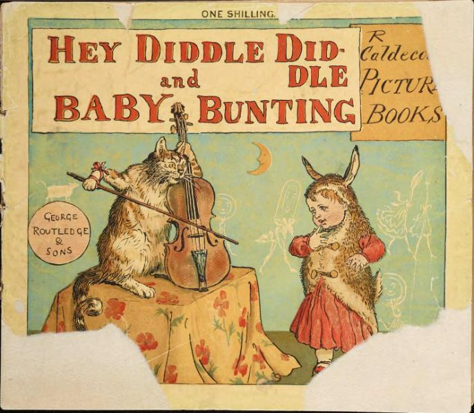 File:Hey diddle diddle and Baby bunting.djvu