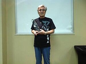 Hidekatsu Shibata - Hidekatsu Shibata at Anime North 2014