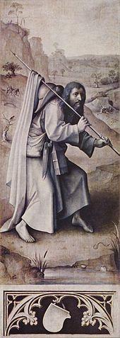 J. Bosch, Hl. Jacobus von Compostela