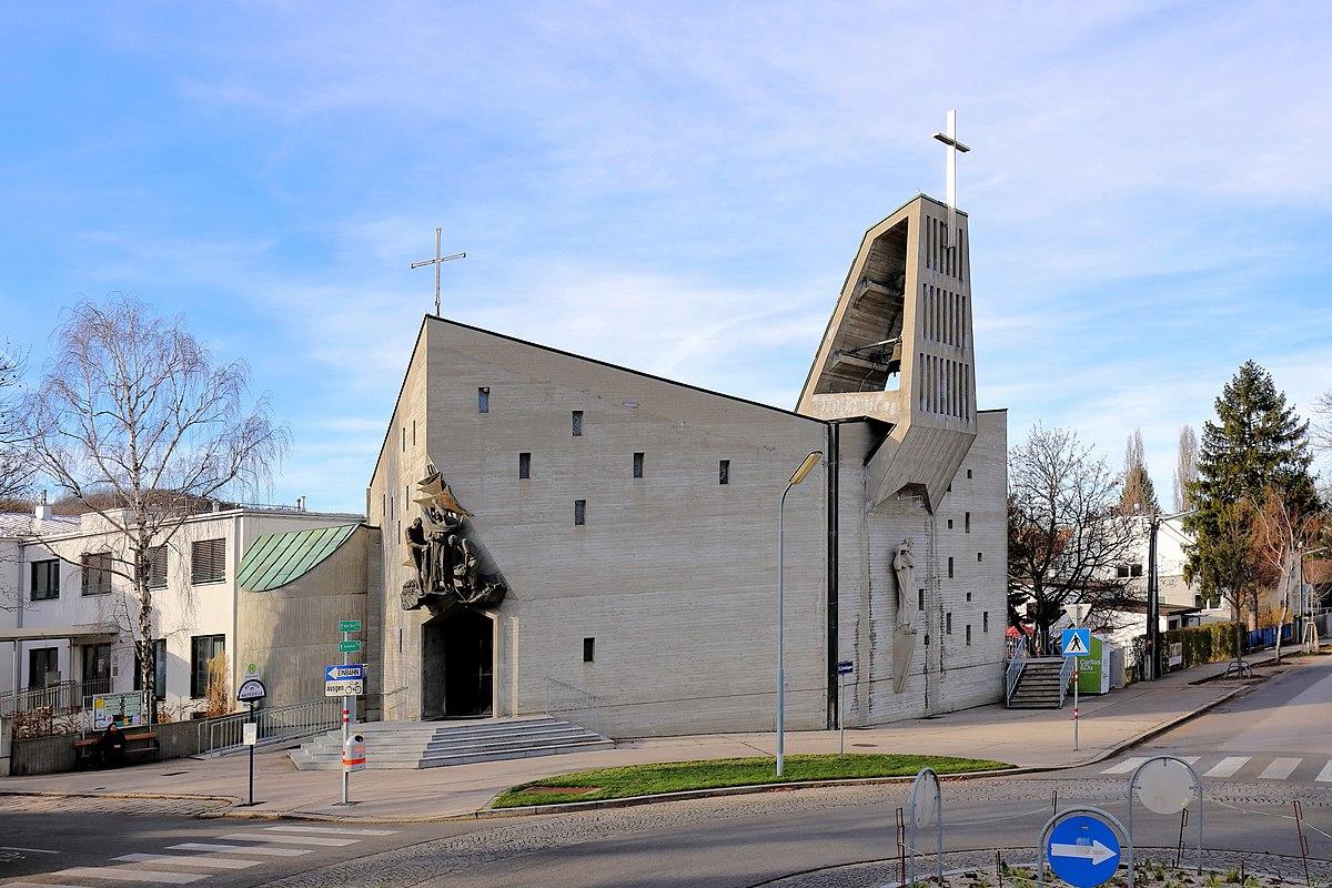 Pfarrkirche Zum Guten Hirten Wien –