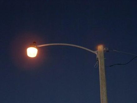 Street Lighting In The United States
