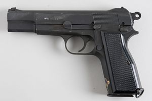 Browning Hi-Power - Browning Hi-Power
