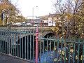 Hillfoot Bridge Railings, Neepsend, Sheffield - geograph.org.uk - 1122566.jpg