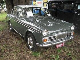 4 Wheel Drive Cars >> Hillman Gazelle - Wikipedia