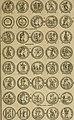 Historia Byzantina duplici commentario illustrata - prior, Familias ac stemmata imperatorum constantinopolianorum, cum eorundem augustorum nomismatibus, and aliquot iconibus - praeterea familias (14765383864).jpg