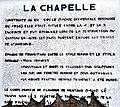 Historique de la chapelle du château de Montjoie.jpg