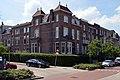 Hoekhuis Van Oldenbarneveltstraat Vondelstraat Eclectische stijl met elementen van Art Nouveau (Jugendstil).jpg