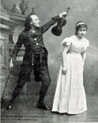 Dr. Miracle and Antonia in the 1881 premiere of The Tales of Hoffmann Hoffman-1881-miracle-antonia.jpg