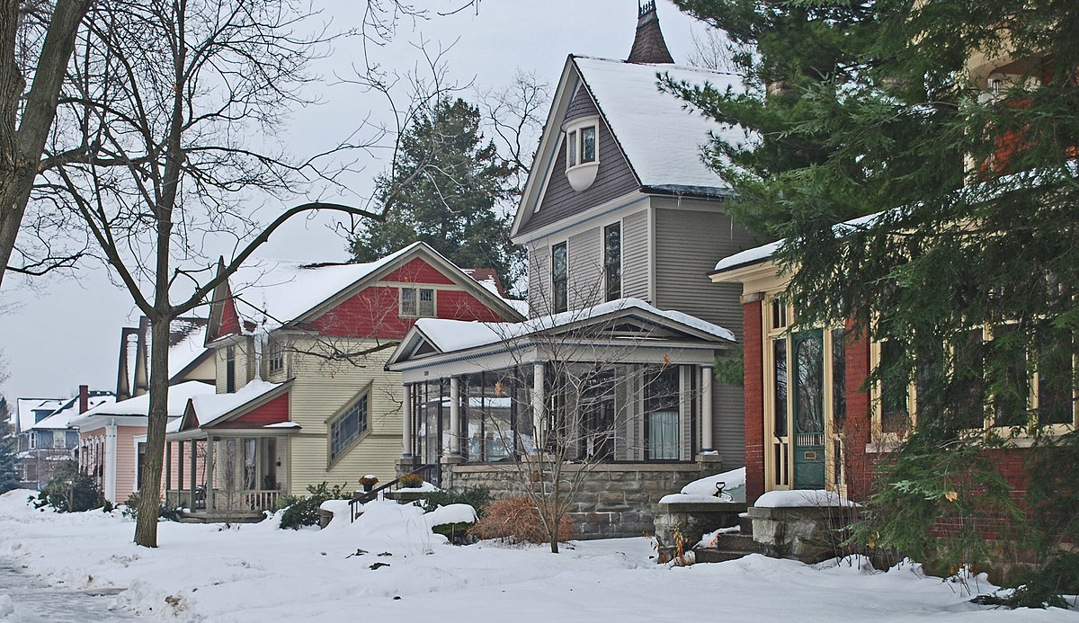 Holland historic district wikidata for Tiny house holland michigan