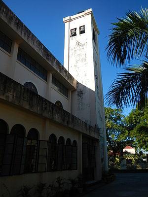 Alcala, Pangasinan - Image: Holy Cross Parishjf 096