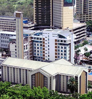 Holy Family Basilica (Nairobi, Kenya) 02