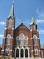 Holy Trinity Church in Coldwater, front.jpg