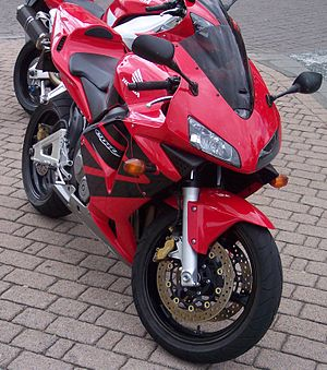 Honda CBR600RR - Wikipedia on