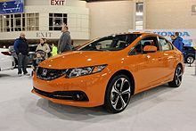 honda civic si wikipedia. Black Bedroom Furniture Sets. Home Design Ideas