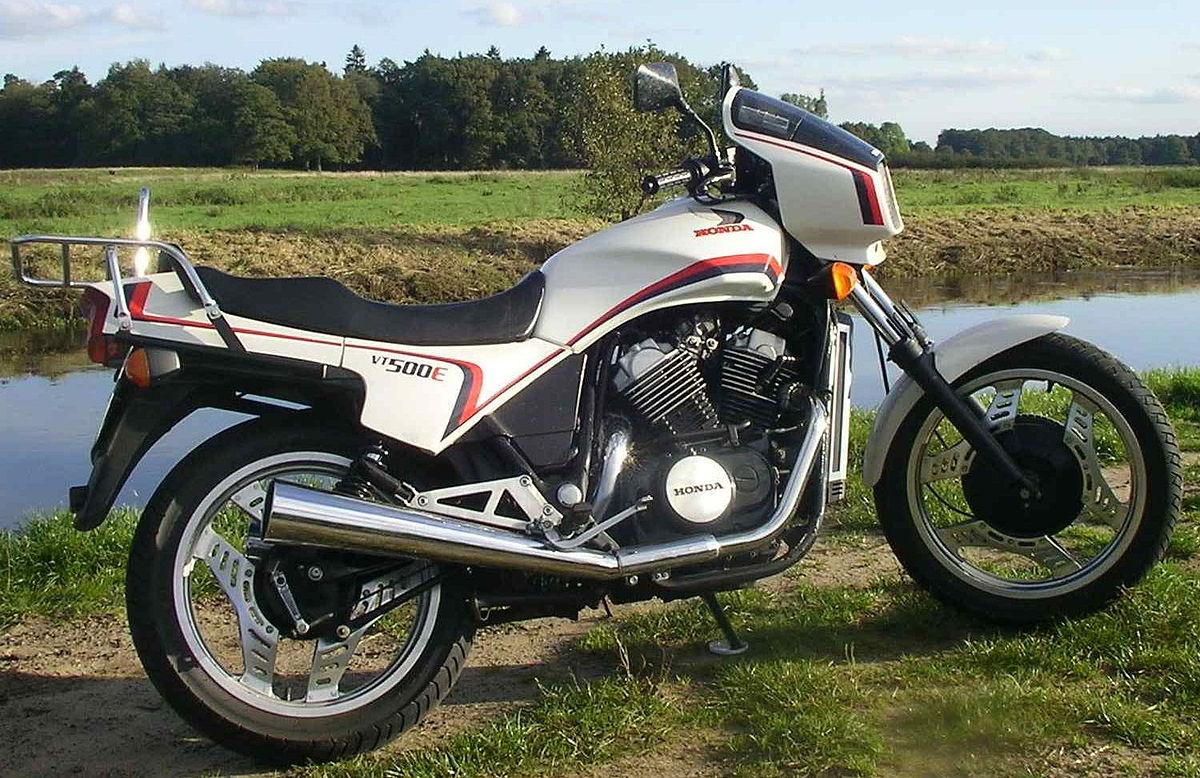 Honda Vt500 Wikipedia