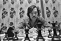 Hoogovenschaaktoernooi 1976 Brown in aktie, kop, Bestanddeelnr 928-3649.jpg