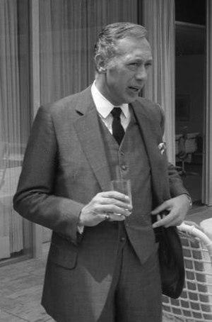 Horst Tappert - Tappert in 1971