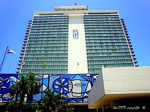 Hotel Tryp Habana Libre - Image: Hotel «Habana Libre» panoramio