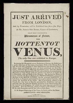 Hottentot Venus Wellcome L0048076
