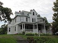 House on Westminster Terrace, Bellows Falls VT