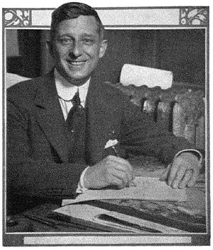 Howard R. Garis - Howard R. Garis, 1922