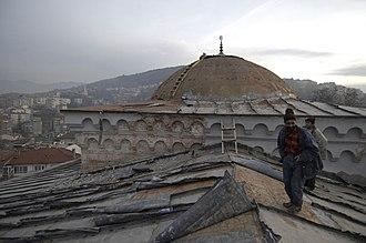 Hüdavendigar Mosque - Image: Hudavendigar Mosque 3156