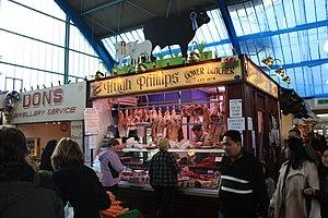 Cuisine of Gower - Hugh Phillips, Gower Butcher, Swansea Market