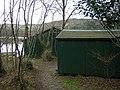 Hut and Boathouse at Lochaber Loch - geograph.org.uk - 128815.jpg