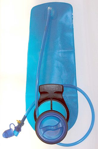Hydration pack - Image: Hydration pack bladder