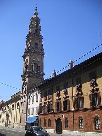 San Sepolcro, Parma - Image: I PR Parma 02