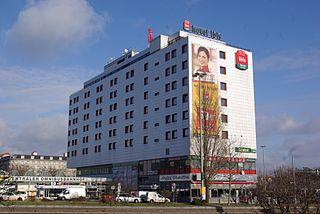 Hotel Ibis Berlin Bayreuther Strabe