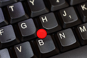 ThinkPad - The TrackPoint pointer. This feature has gone on to become a definitive part of the ThinkPad series.
