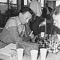 IBM schaaktoernooi, de Joegoslaaf Karalcuc, Bestanddeelnr 917-9837.jpg