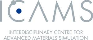 Interdisciplinary Centre for Advanced Materials Simulation - ICAMS Logo
