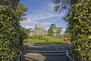 English: Irish National Botanic Gardens, Glasn...