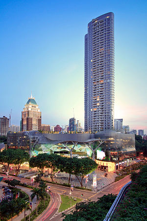 The Orchard Residences - Image: ION orchard Singapore final