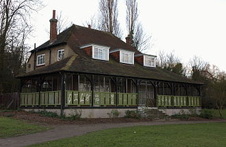 Cannon Hill Common - Cafe